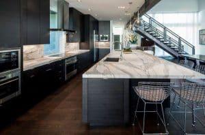 Beautiful Black Kitchen Cabinets (Design Ideas)