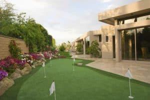 27 Golf Backyard Putting Green Ideas