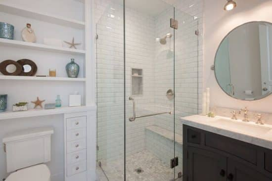 Best Paint Color for Small Bathrooms with No Windows ...