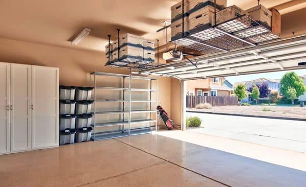 Garage Storage Ideas Cabinets Racks