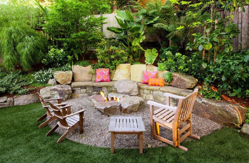 59 Outdoor Bench Ideas Seating Pictures Designs Designing Idea