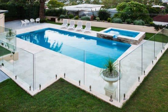 30 Pool Fence Ideas (Design Pictures) - Designing Idea