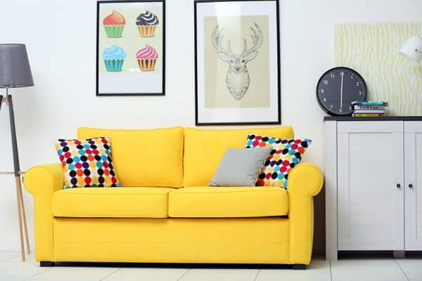 how to choose the right couch colors for your living room