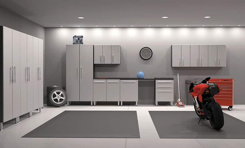 Ultimate garage cabinet storage system
