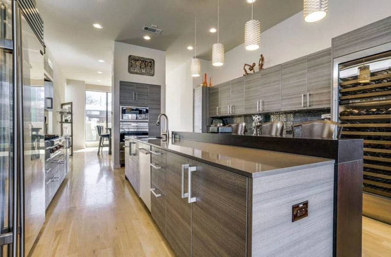 Contemporary Kitchen Cabinets (Design Styles)