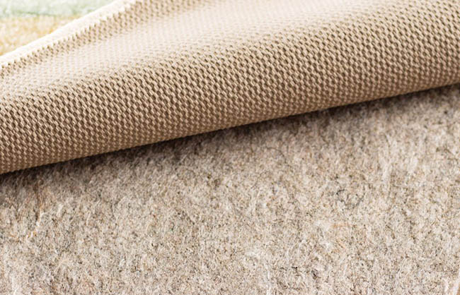 Latex rug padding