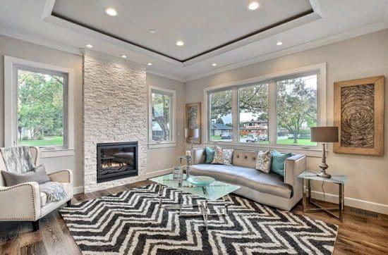 Living Room Trends for 2018 Designing