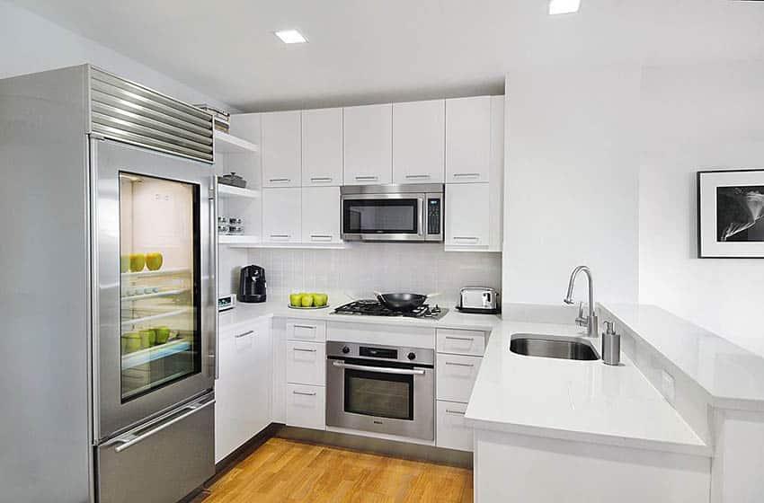 35 Gorgeous Kitchen Peninsula Ideas Pictures Designing Idea