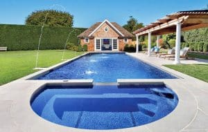 Swimming Pool Shapes (Design Ideas)