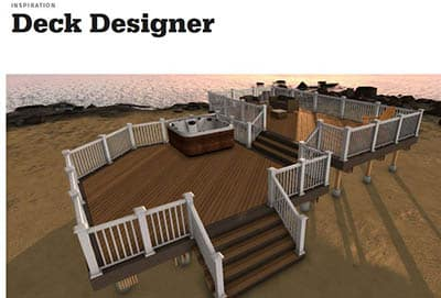 Aztek deck designer