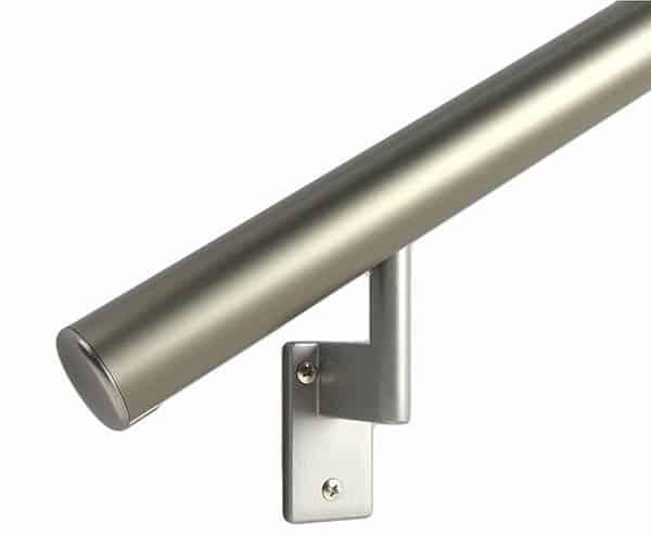 Aluminum handrail kit