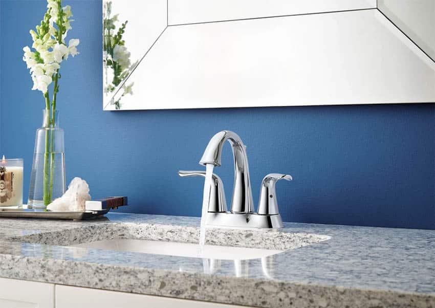 centerset-bathroom-faucet-with-granite-countertop