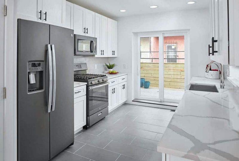 27 Stylish Modern Galley Kitchens Design Ideas Designing