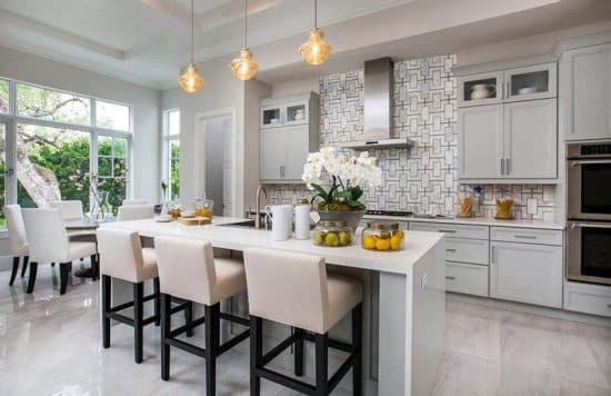 Types of Kitchen Flooring (Best Design Ideas) - Designing Idea