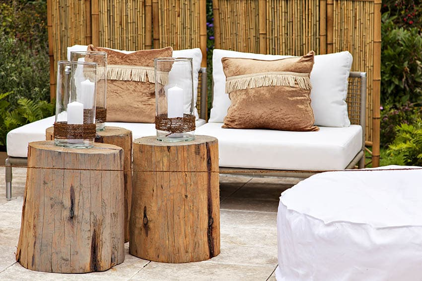 Patio Decorating on a Budget