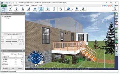 Dream plan landscape design software