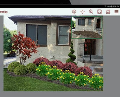 Pro landscape home app