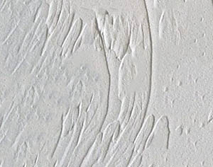 Santa Fe ceiling texture