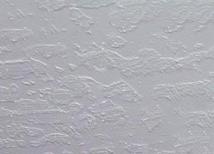Skip trowel ceiling texture