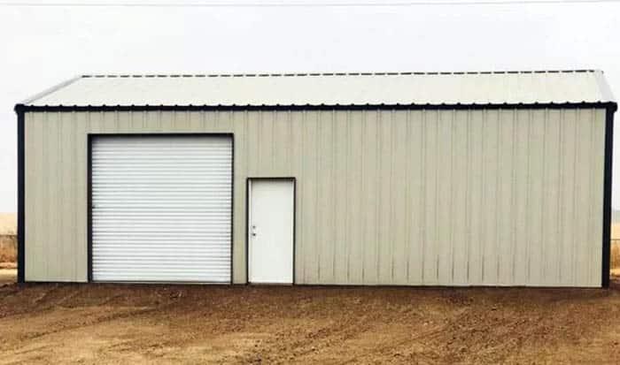 Roll up garage doors