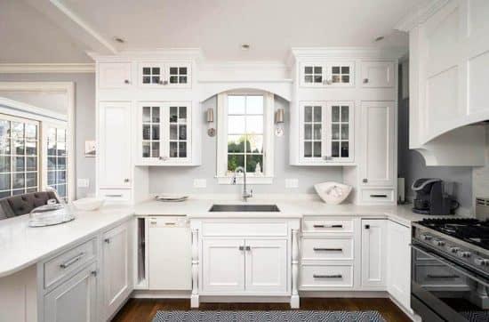 Kitchen Windows Over Sink (Design & Decor Ideas) - Designing Idea