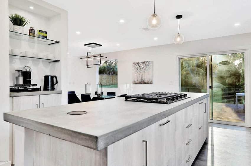 Concrete Kitchen Countertops Ultimate Guide Designing Idea