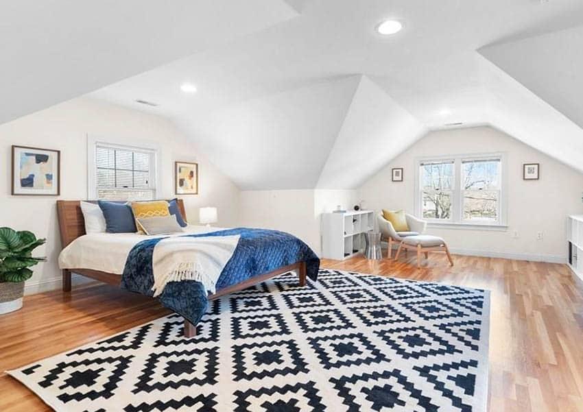 Contemporary Attic Bedroom Loft Conversion