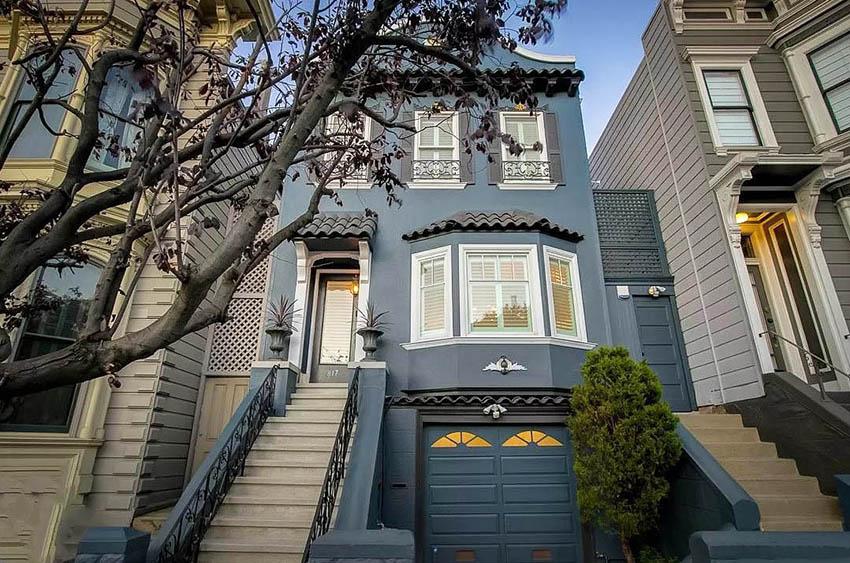 SF Victoriaans huis
