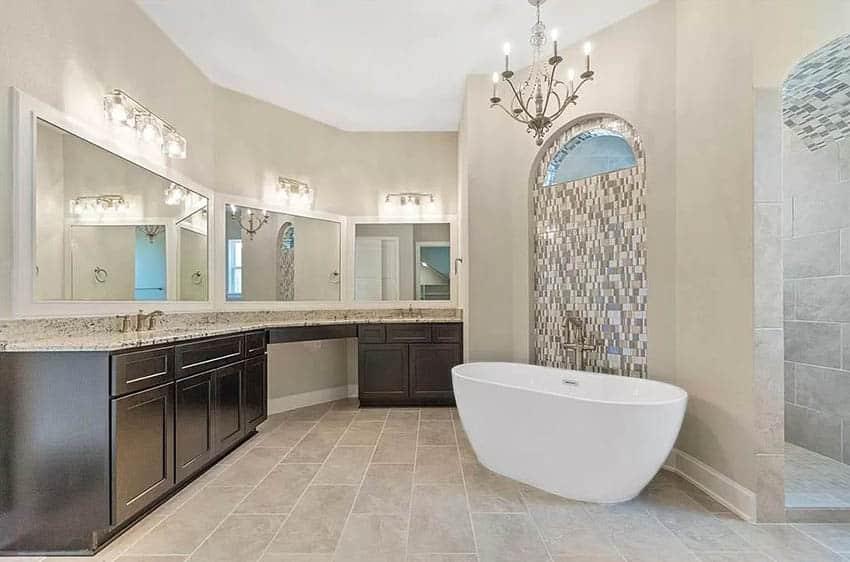 Bathroom Paint Colors With Beige Tile Designing Idea
