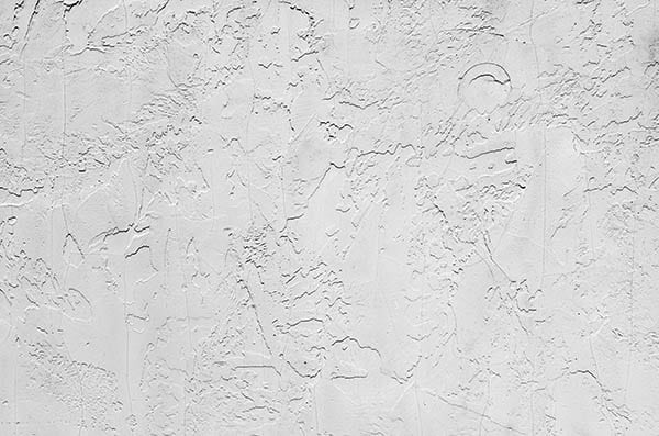 Skip trowel stucco finish