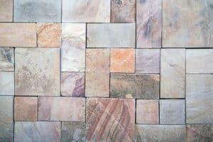Random tile pattern