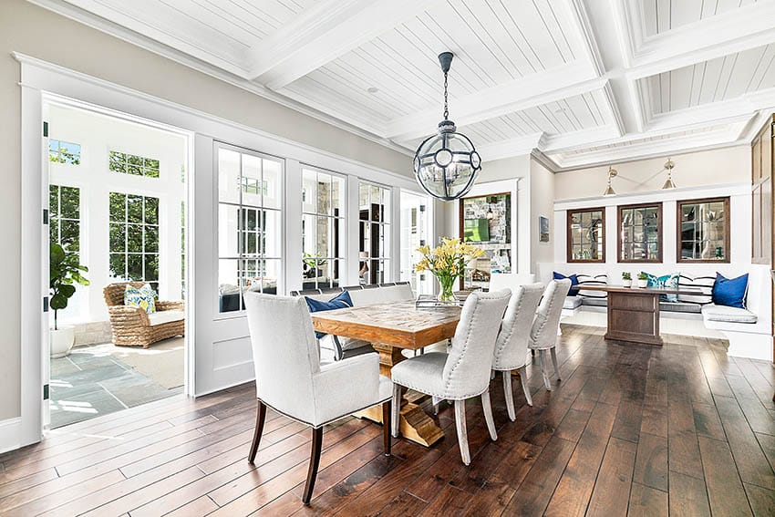 To Match Wall Color With Wood Floors