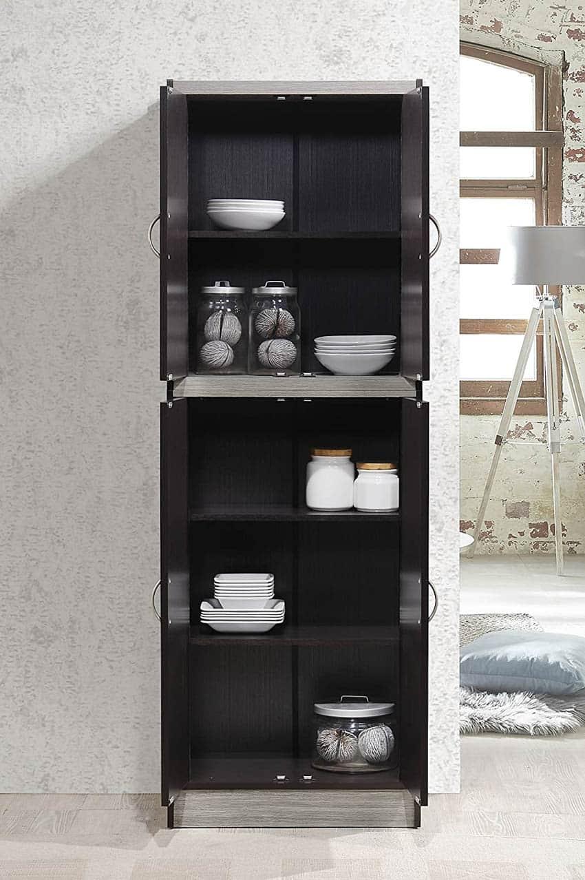 Kitchen Appliance Storage Cabinet