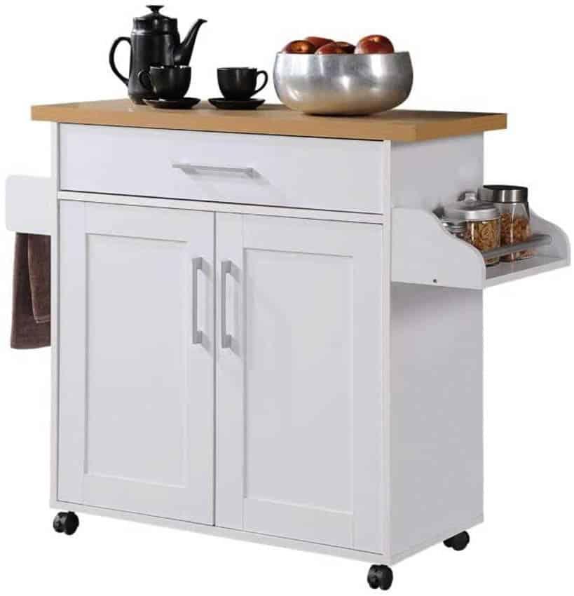 Kitchen Appliance Storage Cabinet2