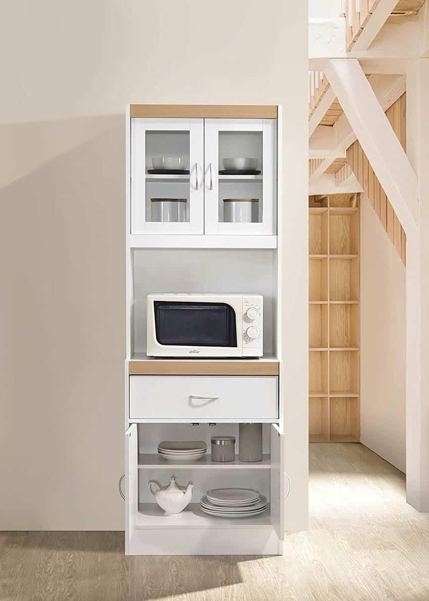 Kitchen Appliance Storage Cabinet3
