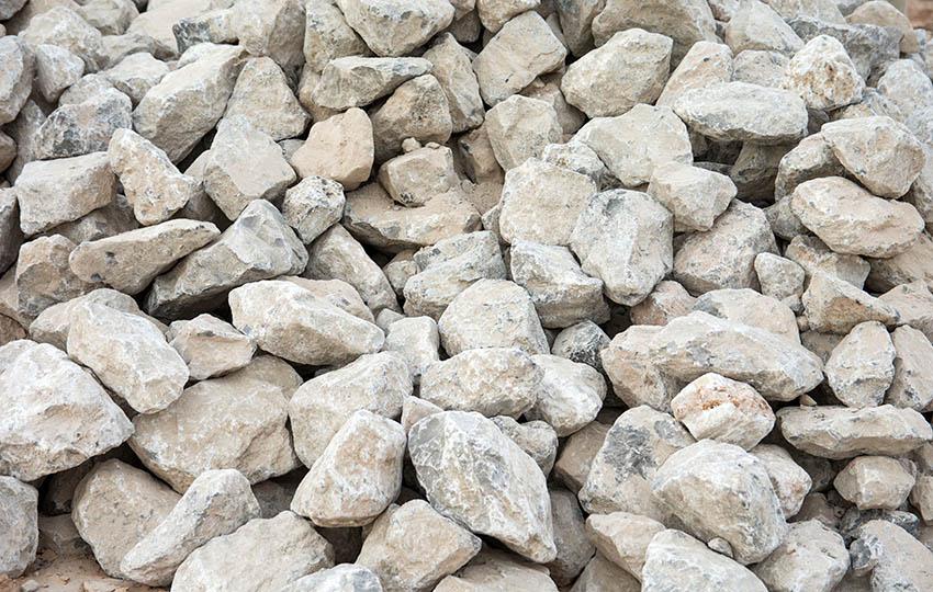 Base gravel #3