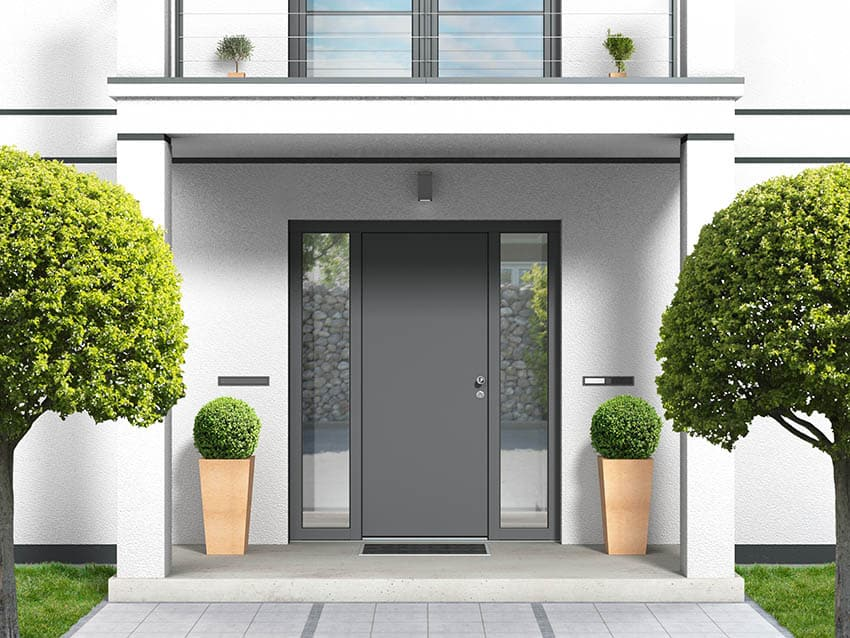 Door With Sidelights Design Guide Designing Idea