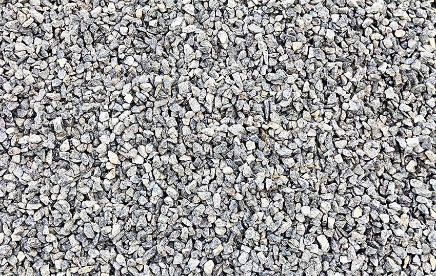 Crushed stone #411