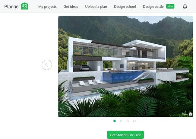 Planner 5d swimming pool design software