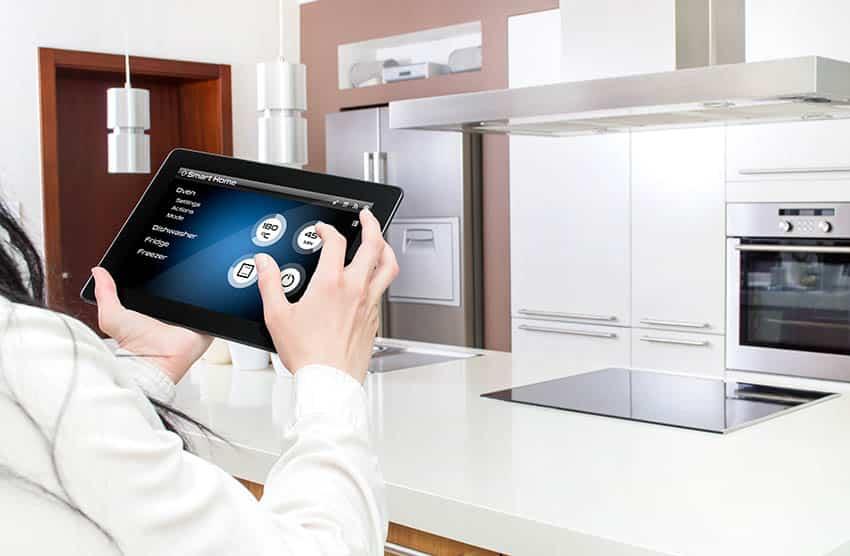 Smart wifi cooktop