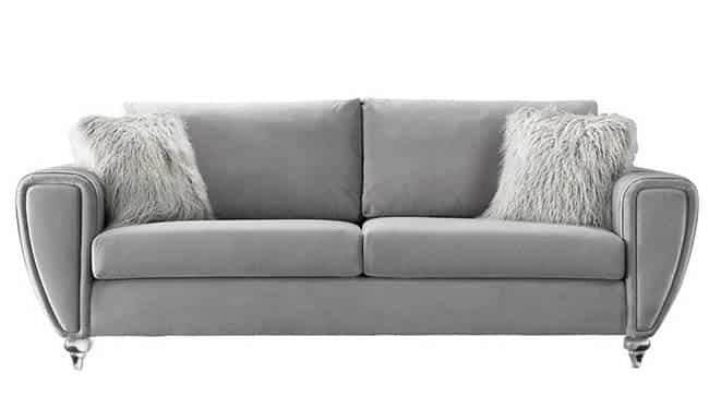 Acrylic couch
