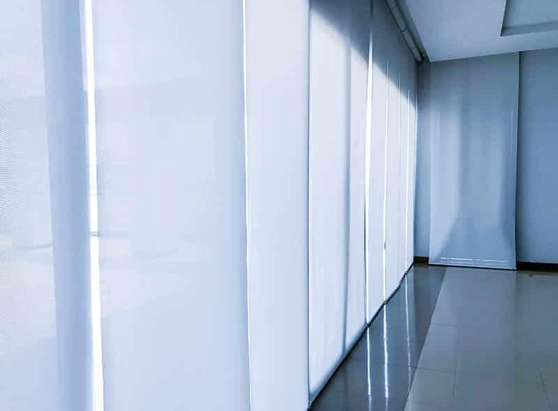 Panel shades