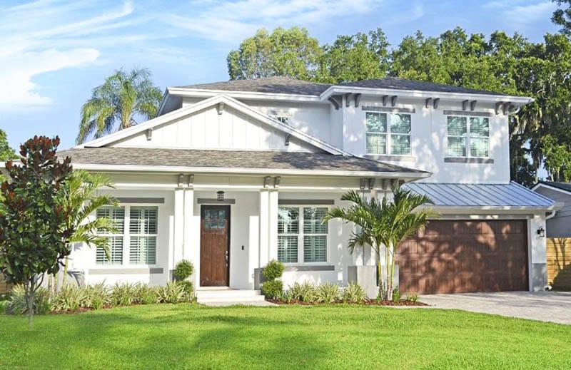Florida house plan 4 bedrooms 4 bathrooms