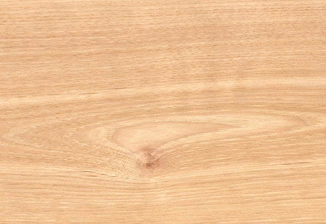 Hickory wood surface