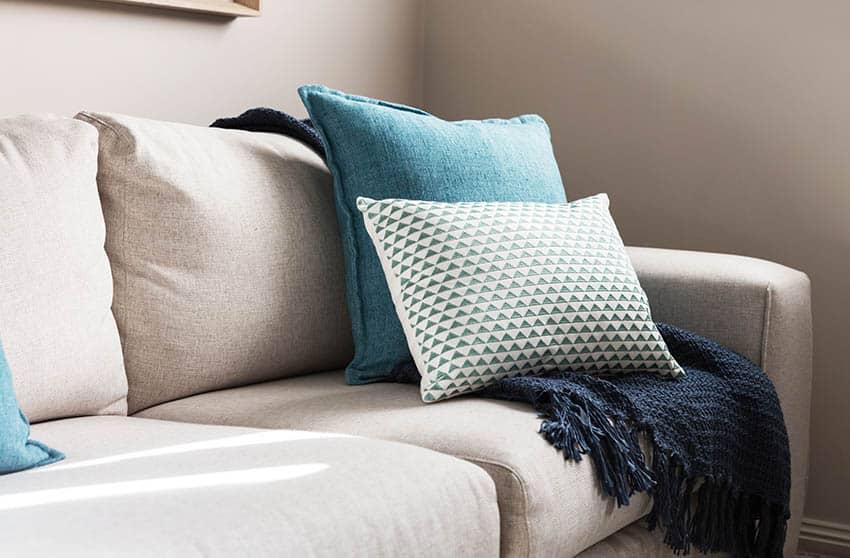 Linen sofa fabric