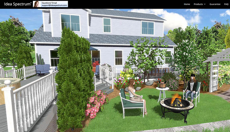 Realtime landscaping pro