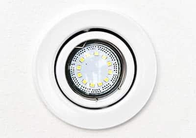 Recessed led light bulb