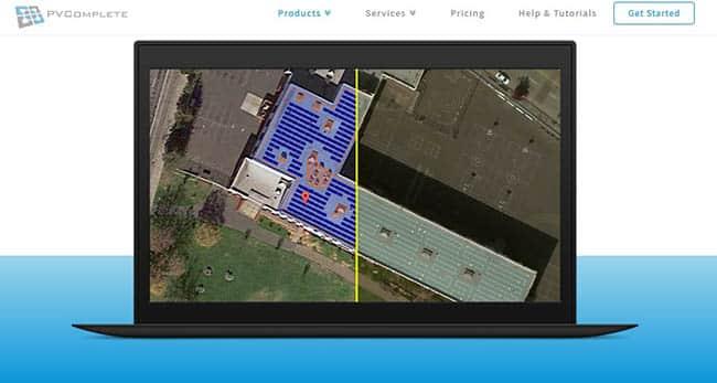 Pvcomplete solar design software
