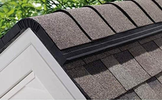 Roof ridge vent 4ft sections