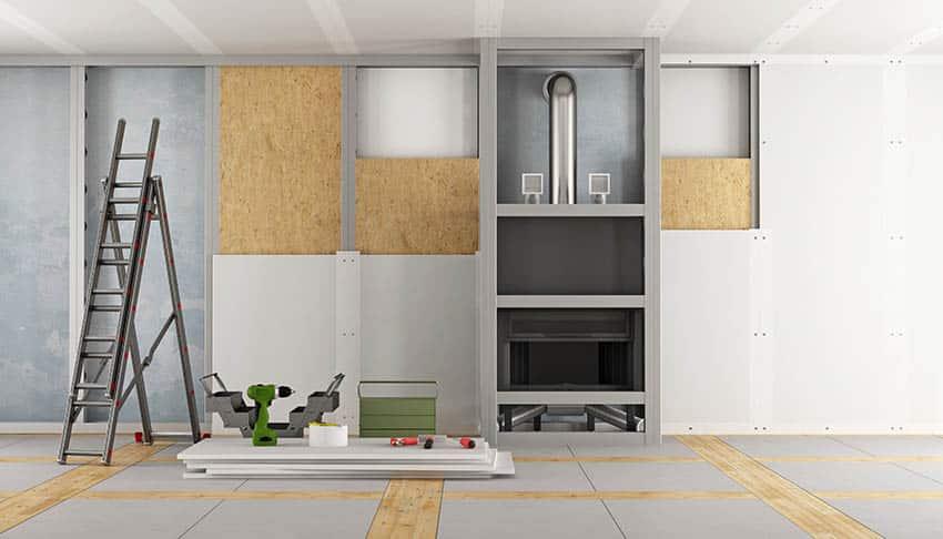 Fiberglass reinforced panels
